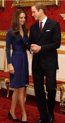 Princ William a Kate Middletonová oznámili zasnoubení