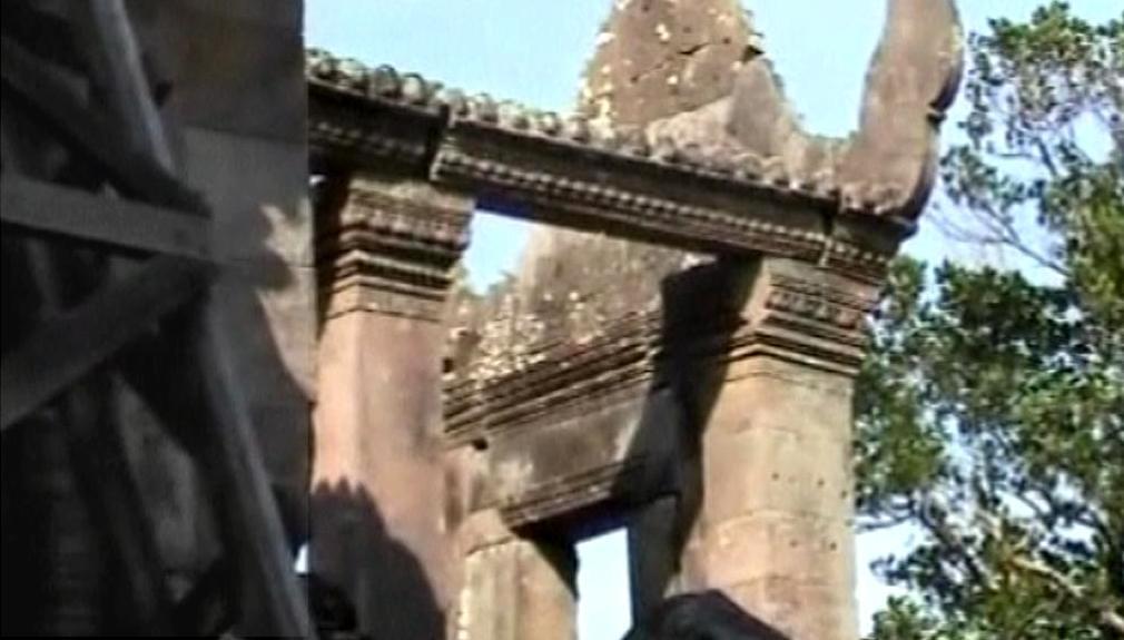 Chrám Preah Vihear
