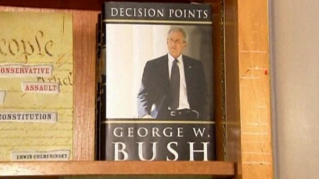 Paměti exprezidenta Bushe