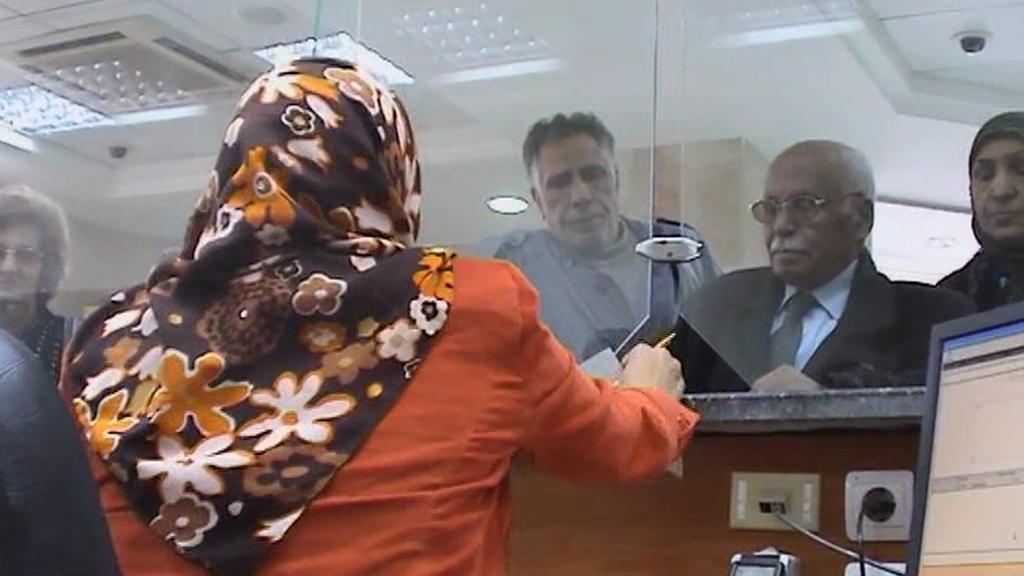 Otevření bankovních úřadů