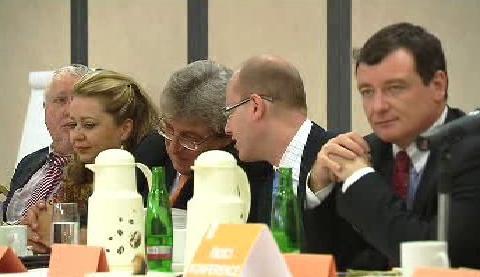 Konference středočeské ČSSD
