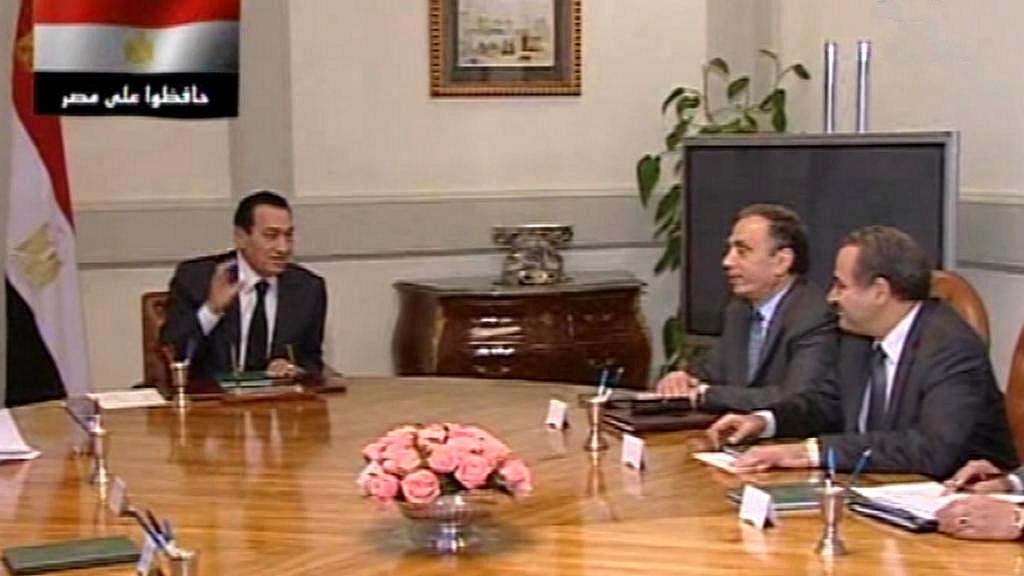 Jednání prezidenta s vládou