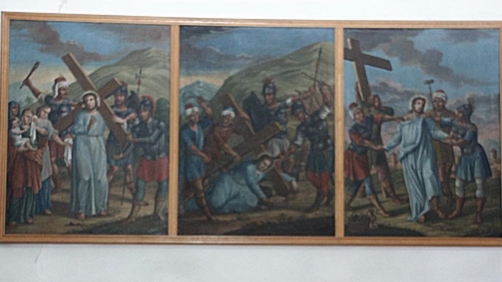 Obrazy křížové cesty