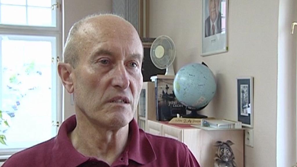 Bývalý starosta Pavel Dvořák