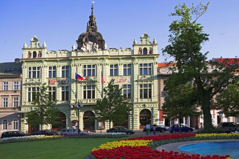 Měšťanská beseda Plzeň