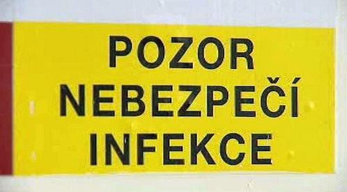 Nebezpečí infekce