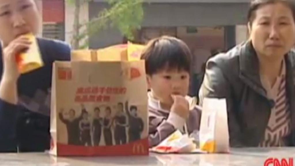 Číňané si oblíbili fastfoody