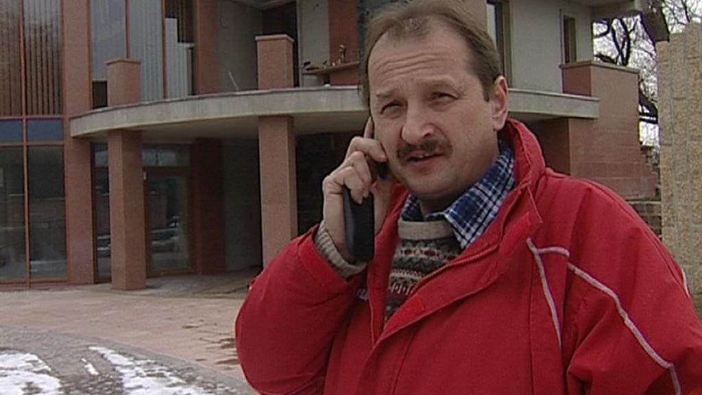 Miloš Holeček