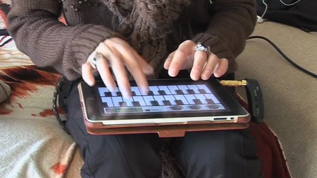 Da Mai Mai / iPadové klávesy