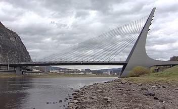 Mariánský most v Ústí nad Labem
