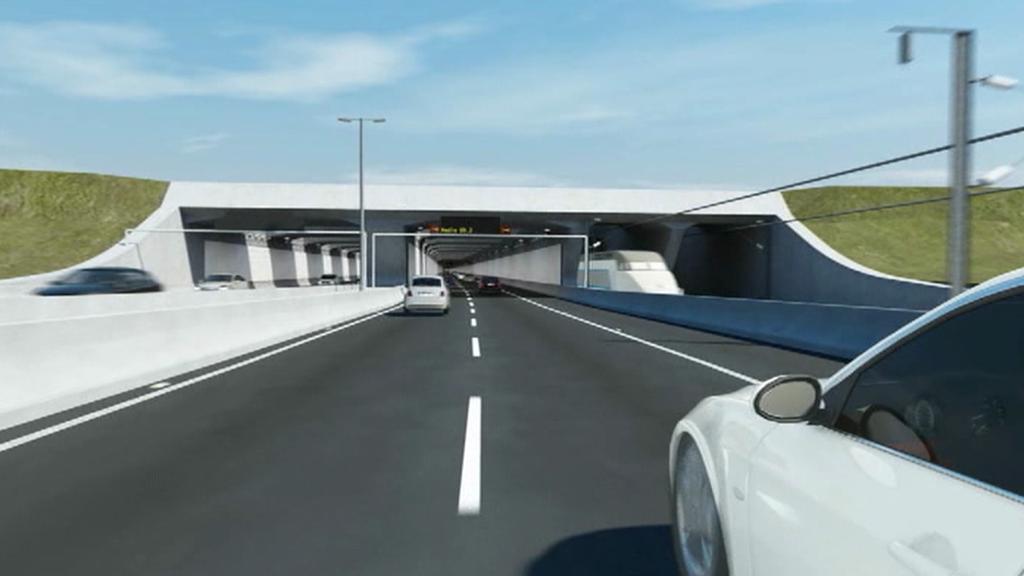 Projekt dánsko-německého tunelu