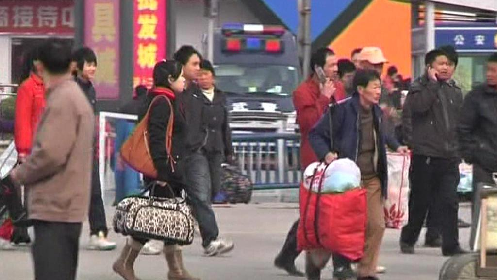 Čínani