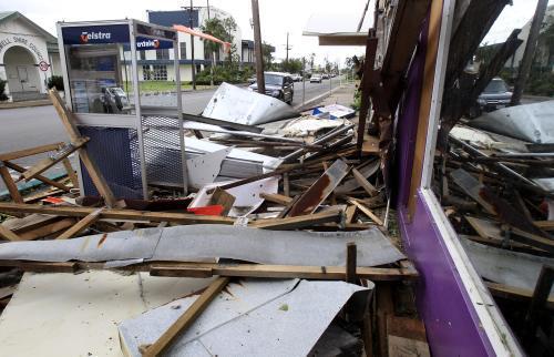 Cyklon Yasi zpustošil Queensland