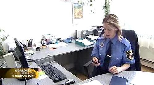 Příslušnice městské policie