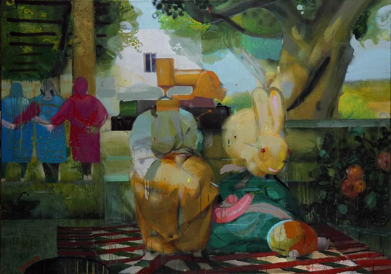Adam Štech / Bílý králík