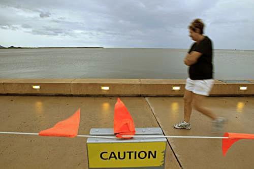 Austrálie se připravuje na cyklon Yasi