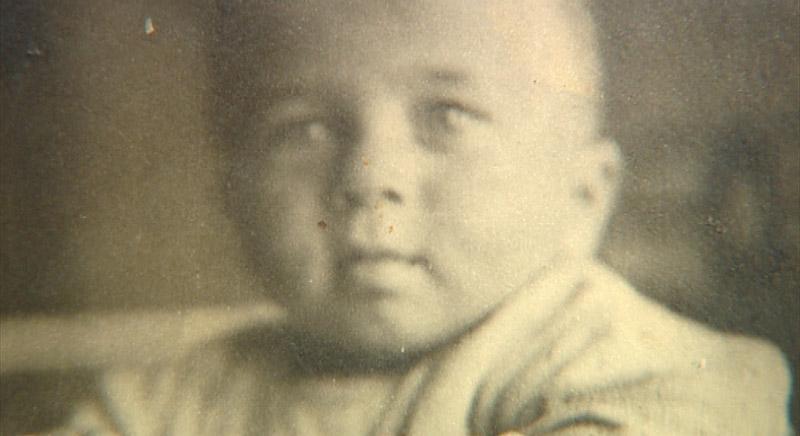 Dochovaná fotografie zmizelého Zdeňka Petříka