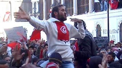 Revoluce v Tunisku