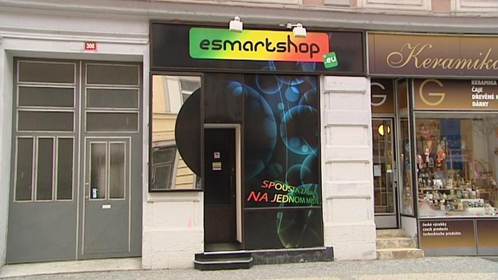 Hradecký obchod Esmartshop