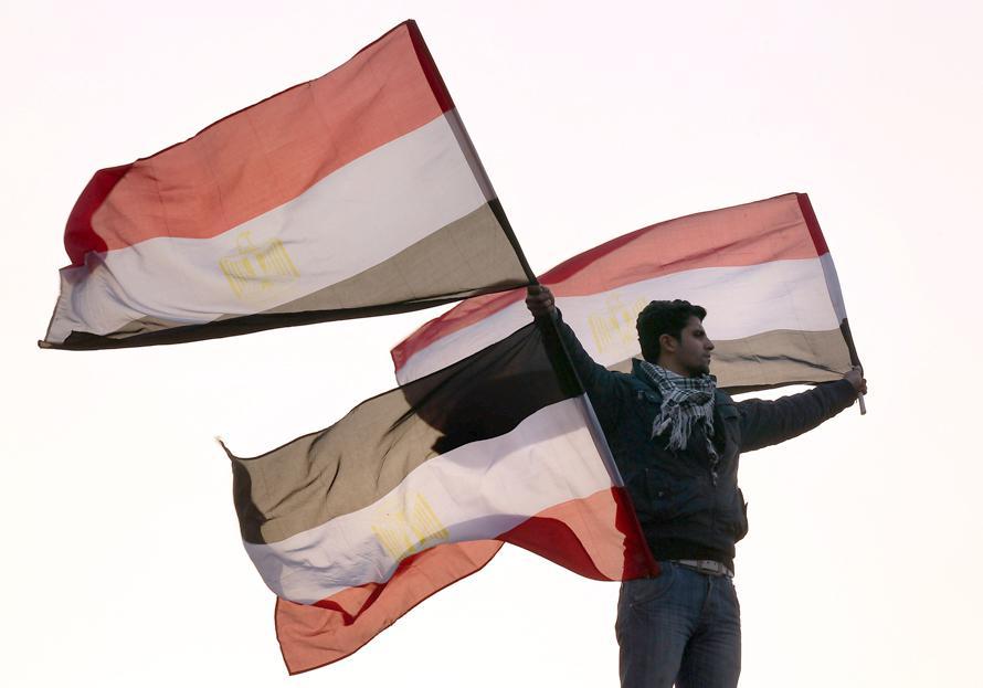 Nepokoje v Egyptě