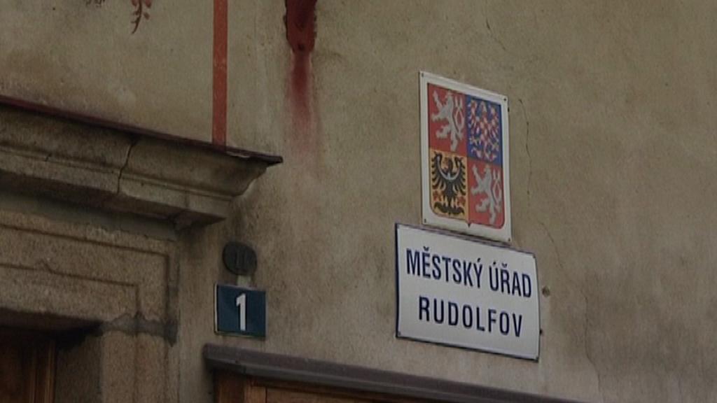 Radnice v Rudolfově