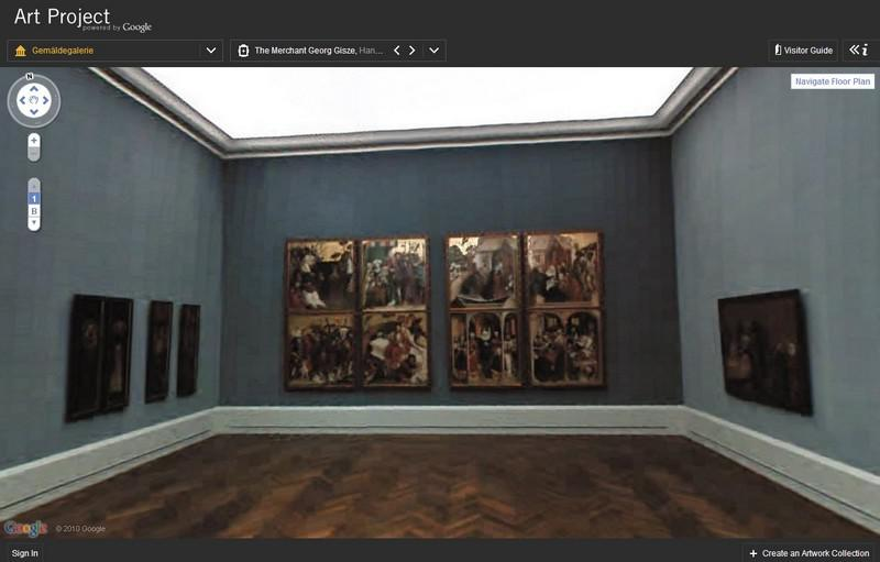Google Art Project / Gamäldegalerie-Berlin