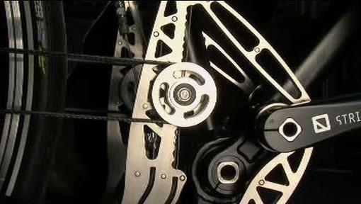 Převod řemenového kola