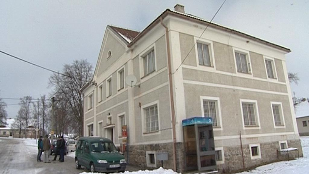 Pošta Jílovice