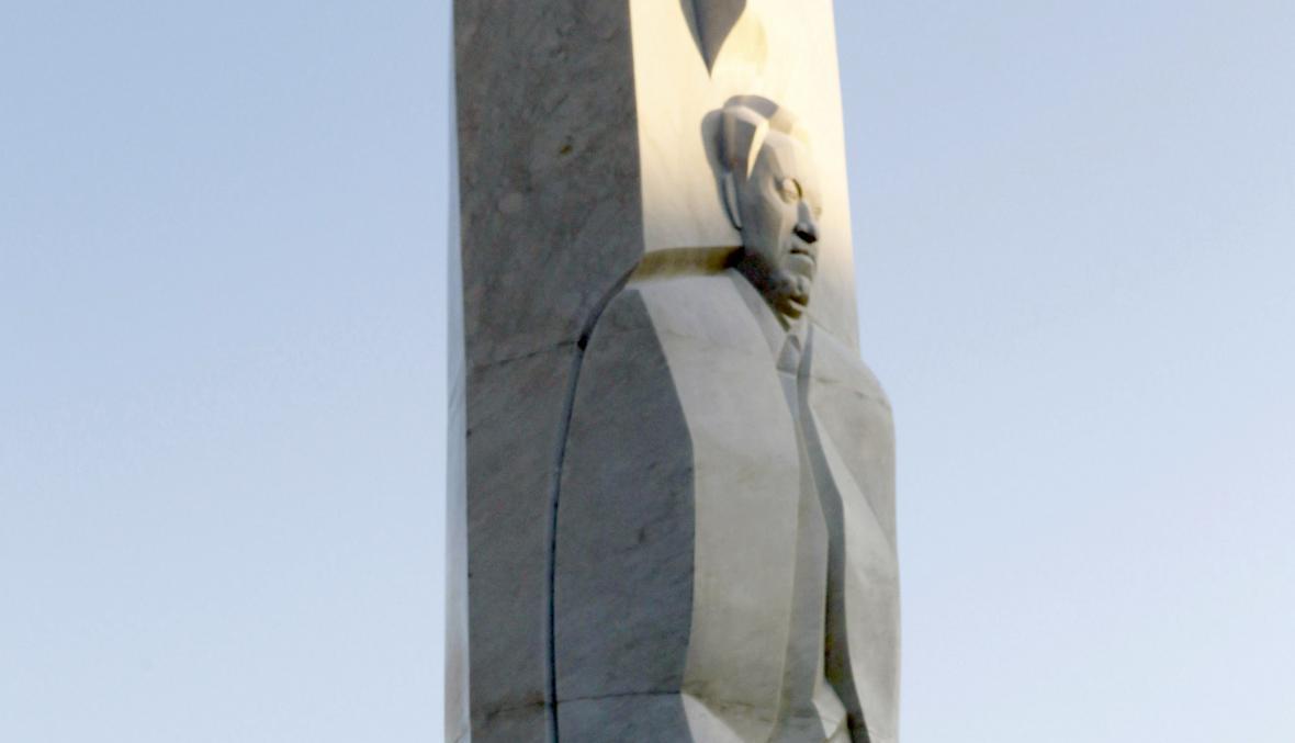 Pomník Borise Jelcina