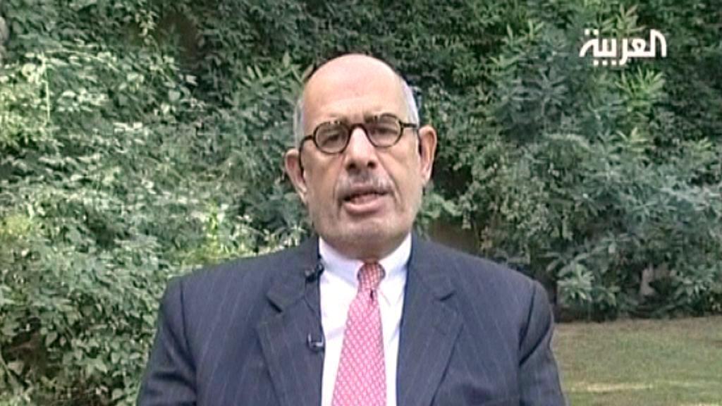 Muhammad Baradej