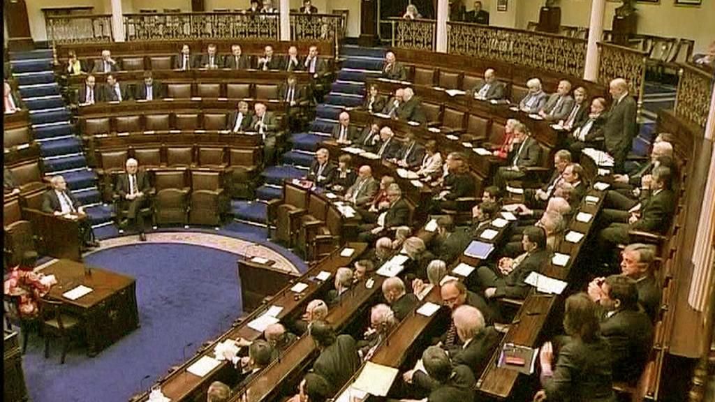 Irský parlament