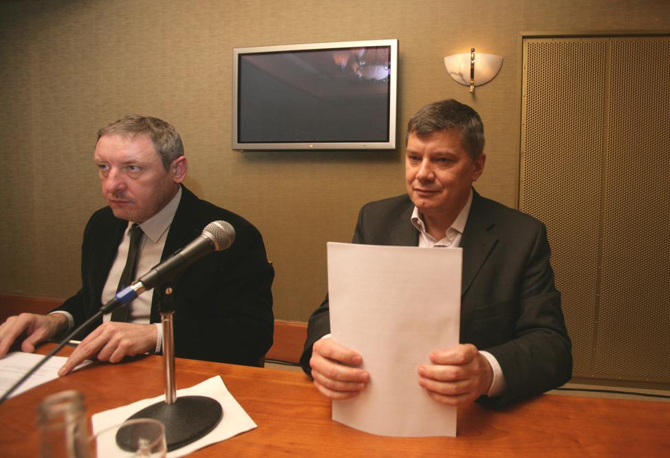 Martin Ulčák a Aleš Hušák