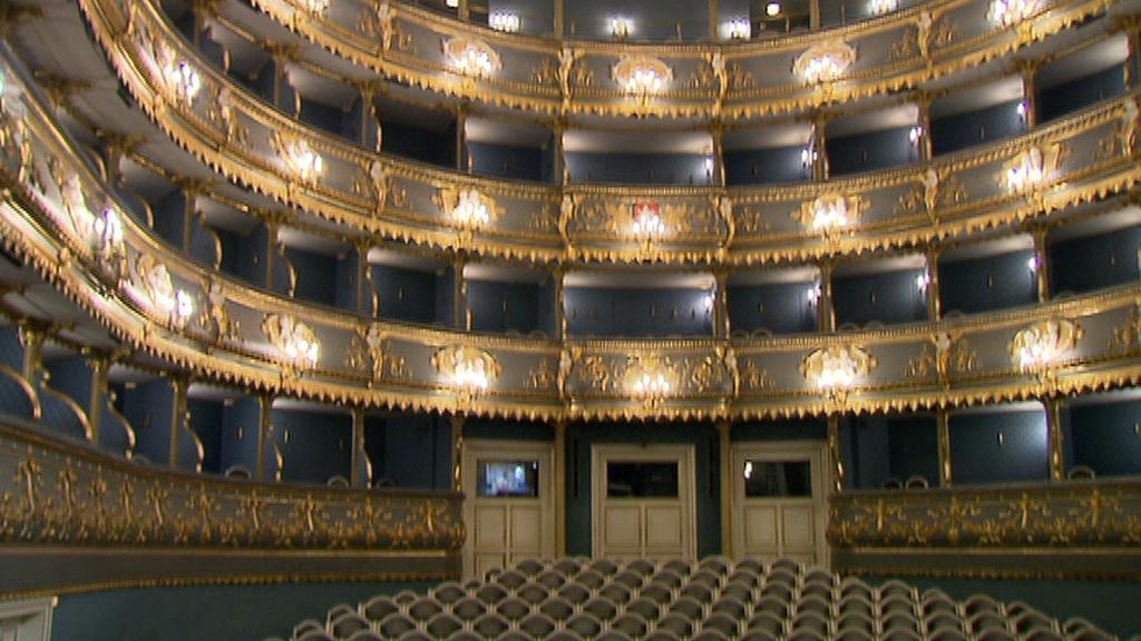 Stavovské divadlo / hlediště