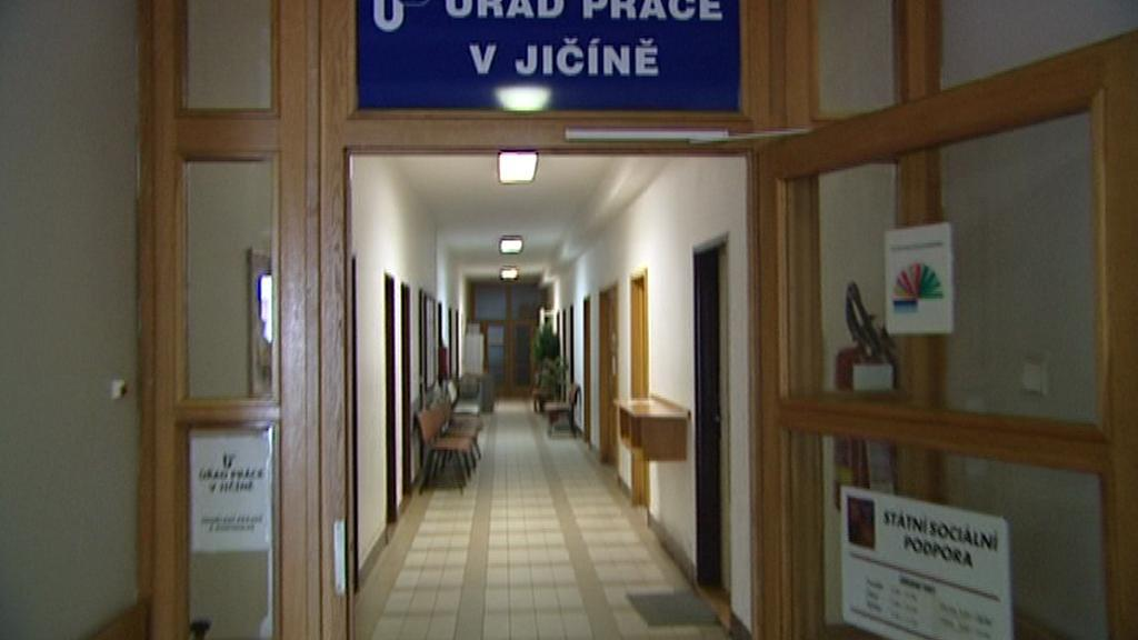 Úřad práce v Jičíně