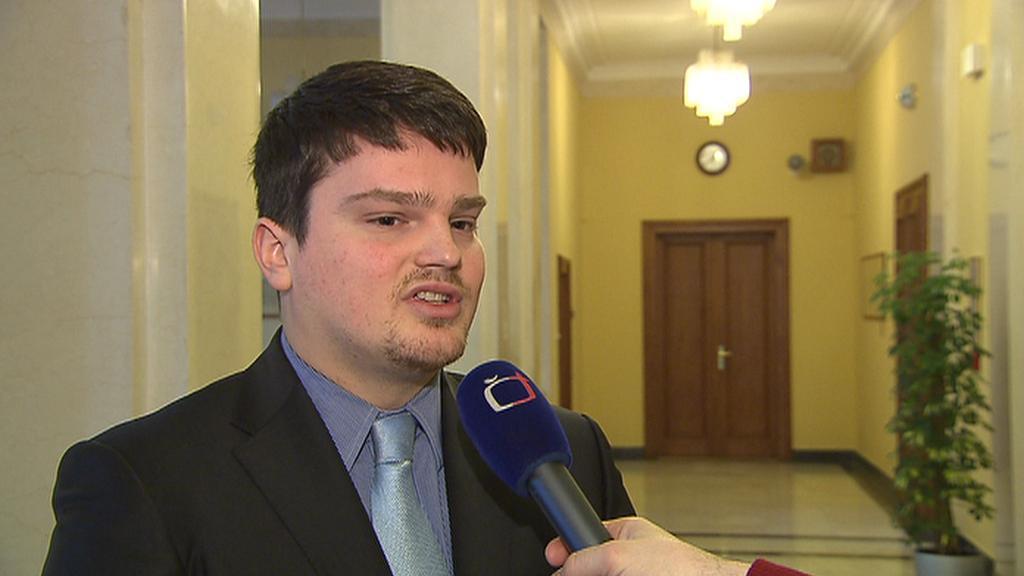 Nový šéf BESIPu Ondřej Valenta