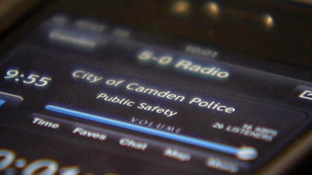 Policie v Camdenu