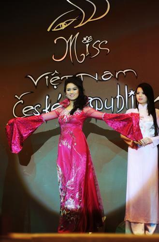 Miss Vietnam ČR 2011