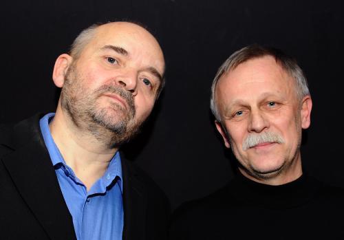 Jan Burian a Jiří Dědeček