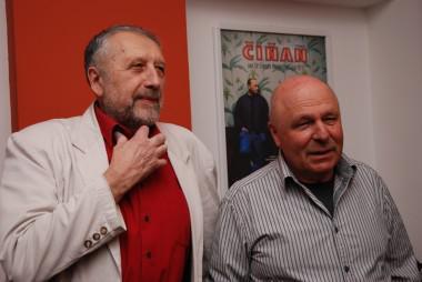 Jan Vodňanský a Petr Skoumal