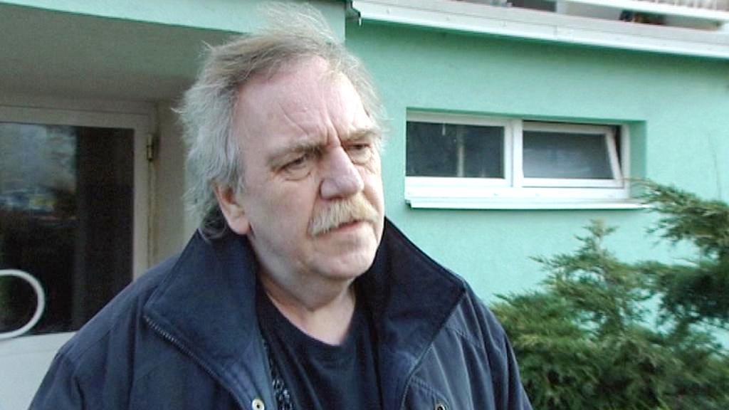 Bývalý kronikář Tomáš Novotný