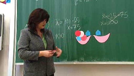 Jitka Michnová vyučuje matematiku podle Hejného metody