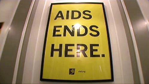 Boj proti AIDS