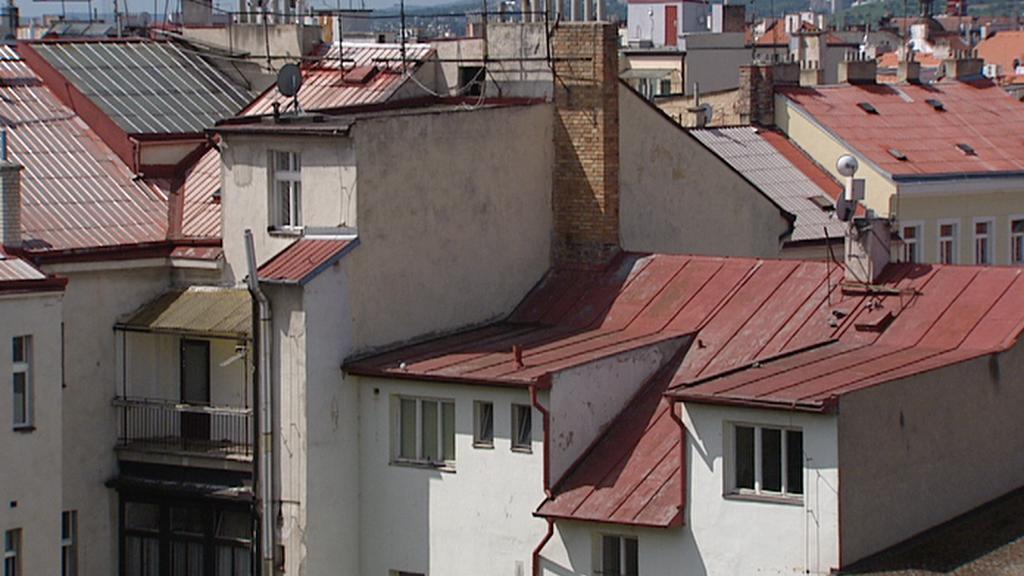 Stará bytová zástavba