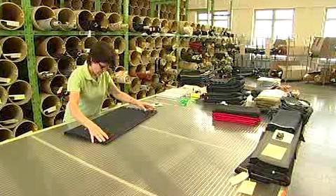 Výroba oděvů