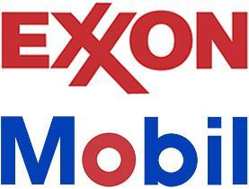 Logo společnosti Exxon Mobil