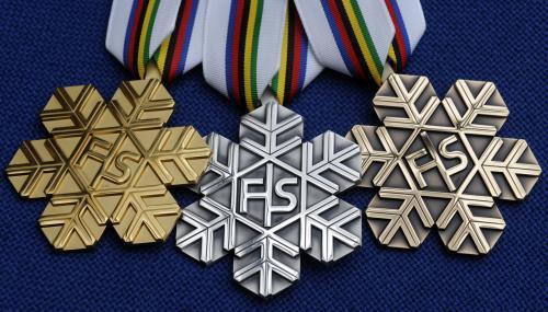 Medaile pro MS v Liberci