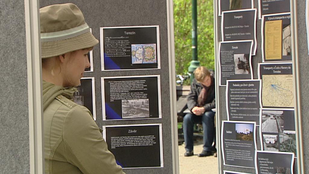 Výstava o holokaustu