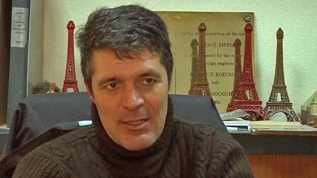 Stéphane Rousin