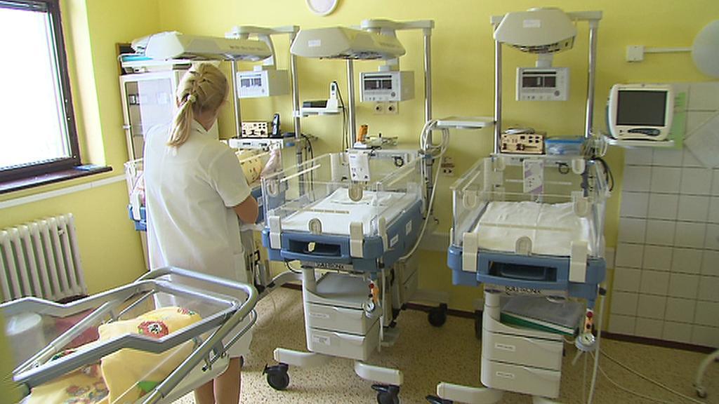 Péče o novorozence