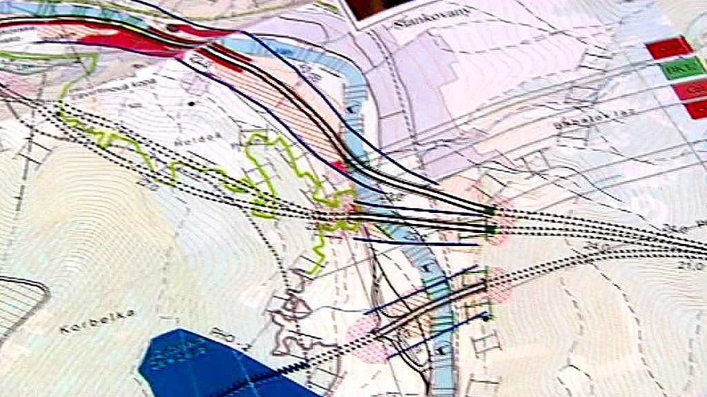 Projekt dálnice